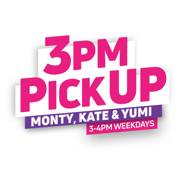 3pm Pick Up