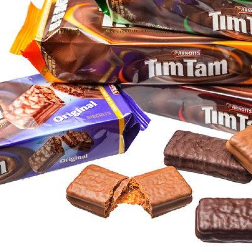 Arnott's Have Decided To 'Re-Invent' The Tim Tam