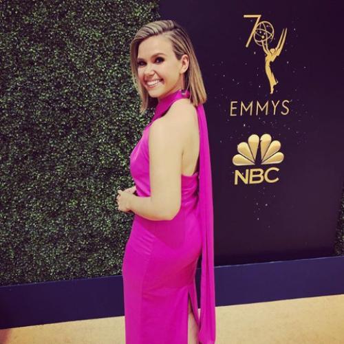 The Emmys with Edwina Bartholomew