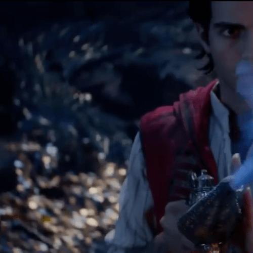 FINALLY! A Sneak Peek Of Will Smith As The Genie In Aladdin!