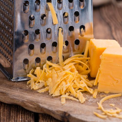 Apparently We've Been Using The Grater Wrong