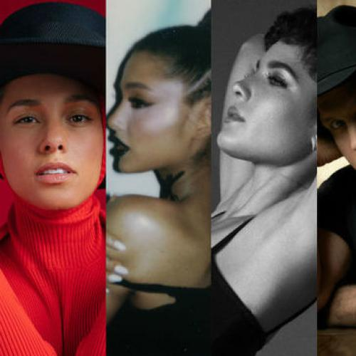 Alicia Keys, Garth Brooks & More To Perform At Music Awards