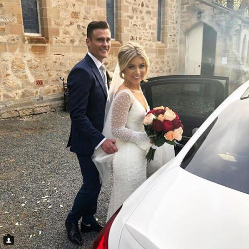 Jodie & Soda Review Amelia Mulcahy's Wedding