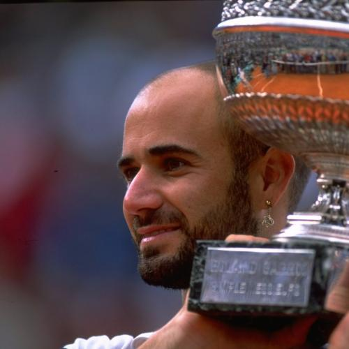 Jodie & Soda Exclusively Chat To Tennis Legend Andre Agassi