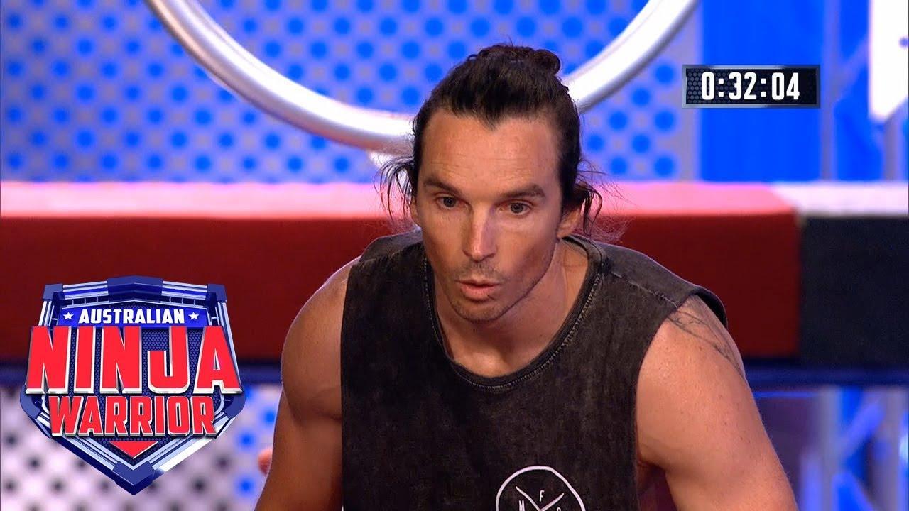 Andy Dundt: Ninja Warrior