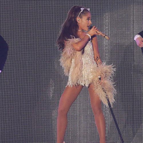 Ariana Grande Addresses Ricky Alvarez Dating Rumours