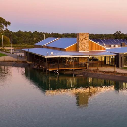 Stunning New Sa Cellar Door Pairs Wine With Chocolate