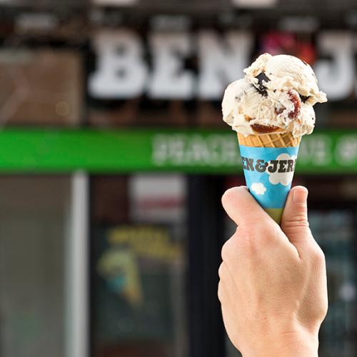 Tomorrow Is Free Ice-Cream Cone Day At Ben & Jerry's