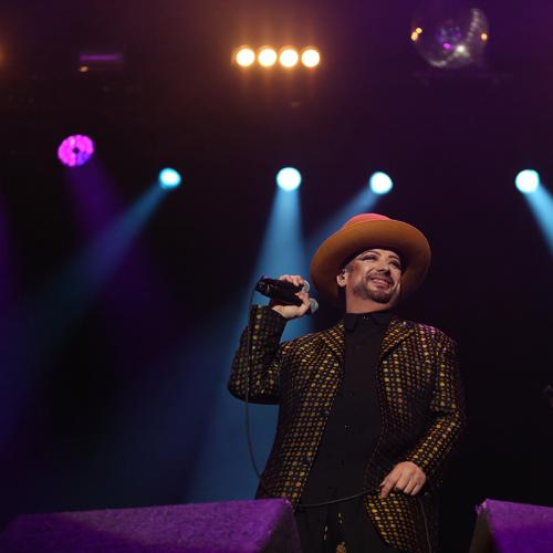 Boy George is returning to Adelaide