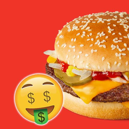 McDonald's Giving Away Free Quarter Pounders This Tuesday