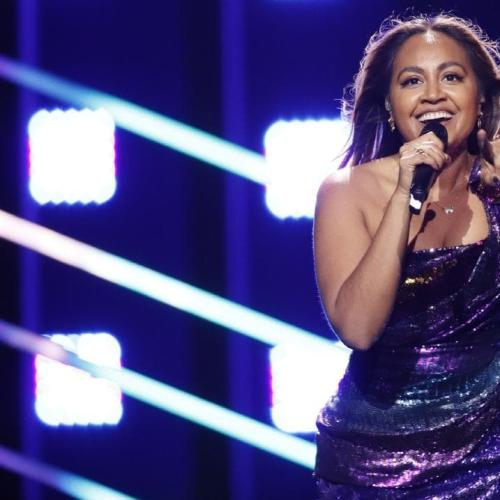 Jessica Mauboy Voted Into The Eurovision Final