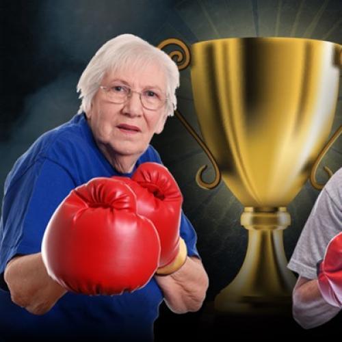 Last Gran Standing - Marlene vs Ann