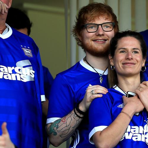 Did Ed Sheeran Just Get Married? It Sure Looks Like It!