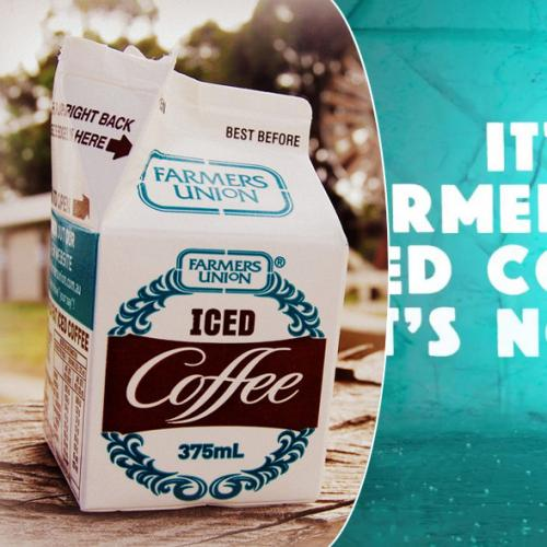 End Of An Era: Farmers Union Iced Coffee Cancels A Carton
