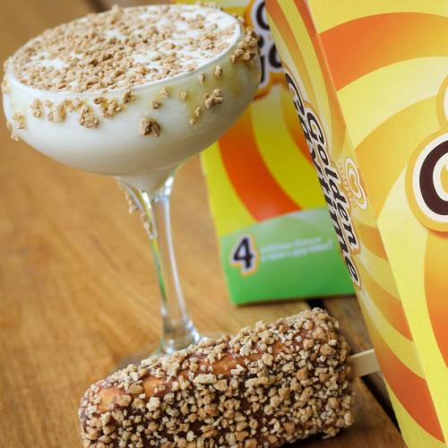 Adelaide Has Golden Gaytime Frozen MARTINIS!