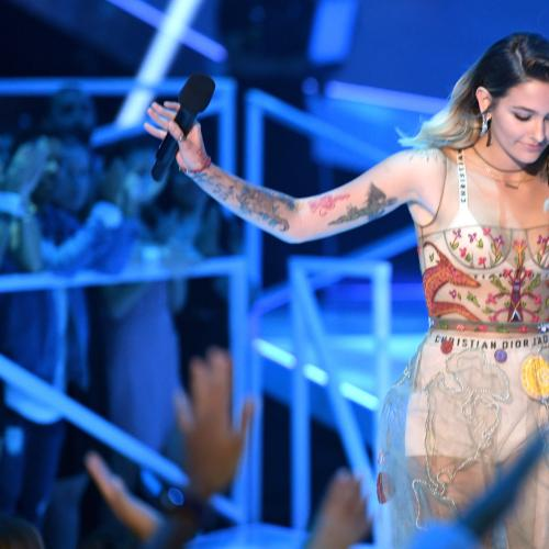 Paris Jackson Takes To Twitter After 'Suicide Attempt'