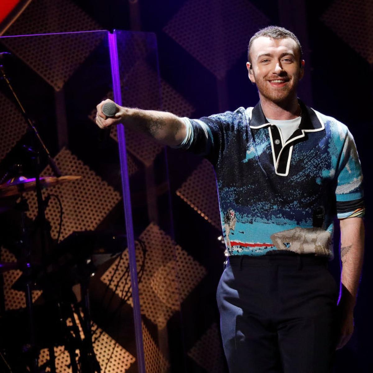 Sam Smith Cancels iHeartRadio Music Festival Performance
