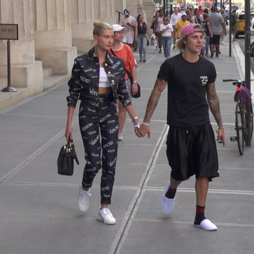 Justin Bieber and Hailey Baldwin Reportedly Engaged