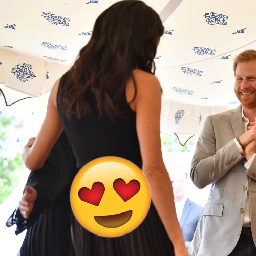 Prince Harry Beaming At Meghan Markle Shows True Love Exists
