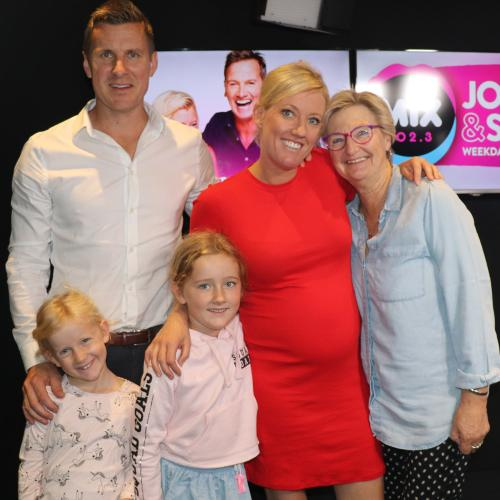 Jodie Oddy announces she's pregnant with her fourth child