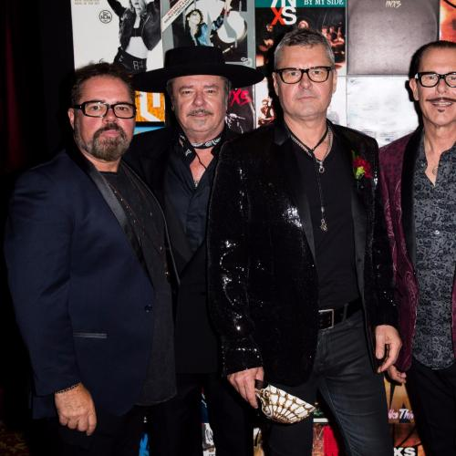 Jodie & Soda Speak To INXS' Andrew Farriss & Kirk Pengilly