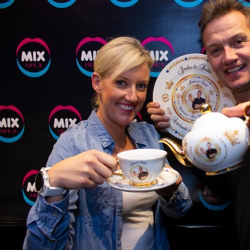 Jodie & Soda Commemorative Royal Wedding Tea Set