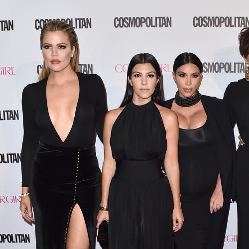 Jodie's Kardashian Mic Drop