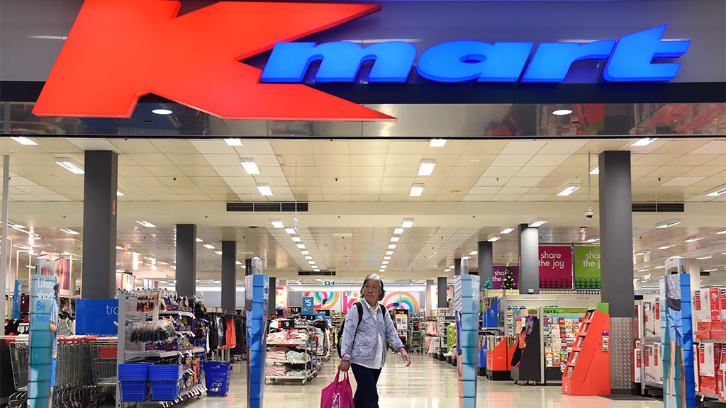Caledonia Kmart for sale as redevelopment opportunity