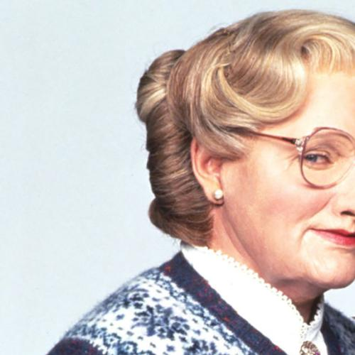 Mrs Doubtfire Is Being Turned Into A Broadway Musical