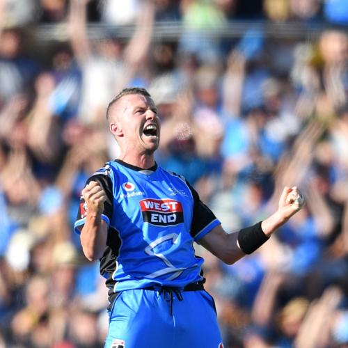 Peter Siddle On The Adelaide Strikers' Bbl Win