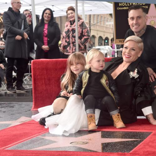 Pink Will No Longer Share Images Of Her Kids On Social Media