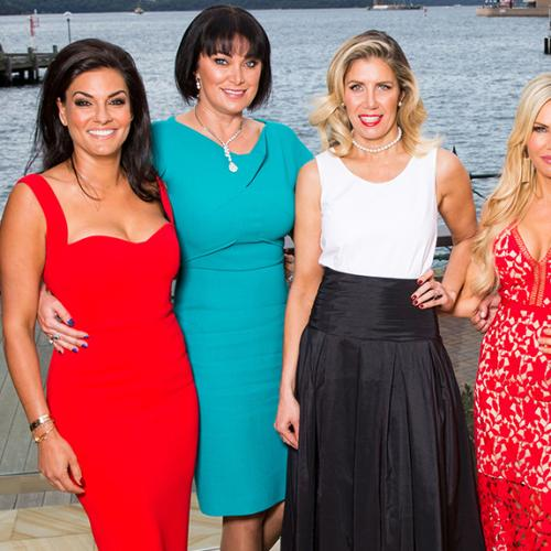 "'Real Housewives Of Sydney' Dubbed ""Too Mean"" For Us Tv"