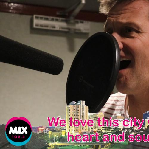 Jodie and Soda's Song For Adelaide - We Love This City