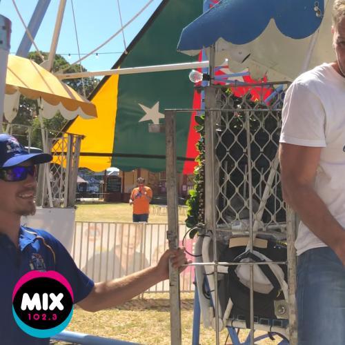 Soda breaks World Record – 52 hours on a Ferris Wheel