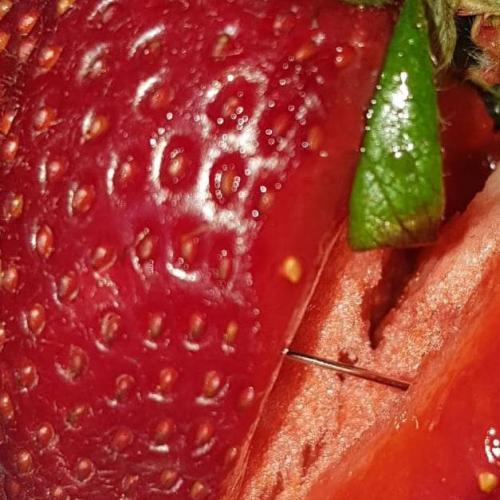 Pins Found In Strawberries Bought From Supermarket In Adelaide Hills