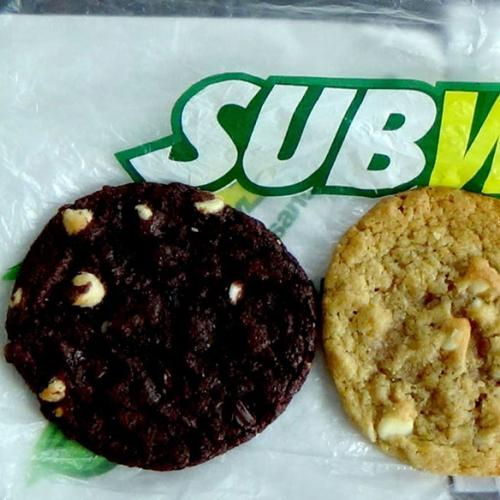 FYI, Subway Is Giving Away Free Cookies For Valentine's Day!