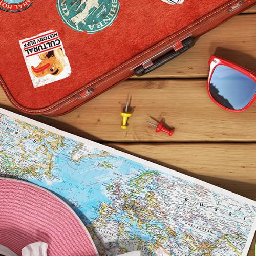 Top Five Travel Tips For Your Summer Holiday