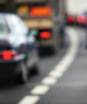Major Delays On South Eastern Freeway Following Truck Fire