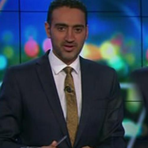Waleed Aly Opens Up About Son's Autism Spectrum Disorder