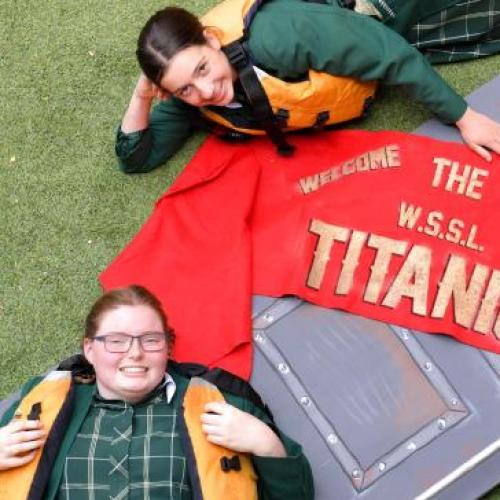 Adelaide students expose plot hole in Titanic - using maths!