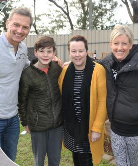 Jodie And Soda's Rescue For Meagan Including Surprise Backyard Makeover