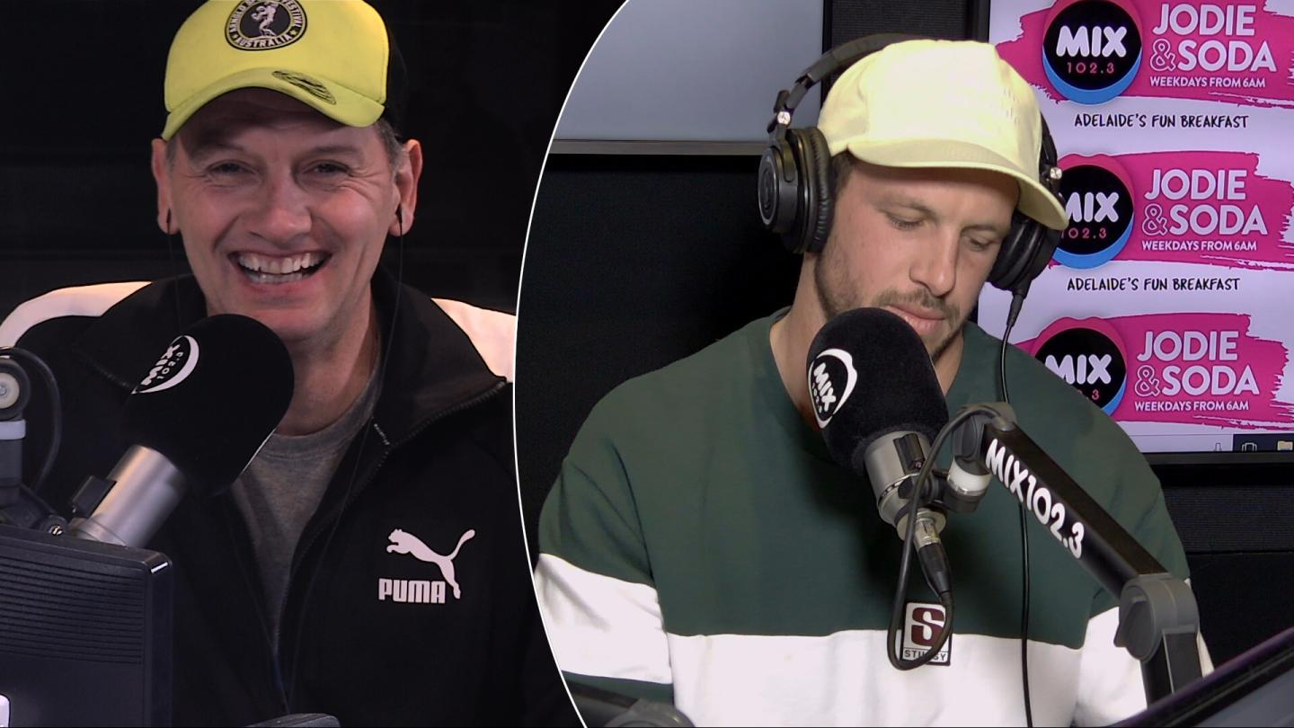 Soda Savages Travis Boak (And Port) To His Face