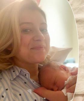 Amelia Mulcahy Shares Her Beautiful Baby News