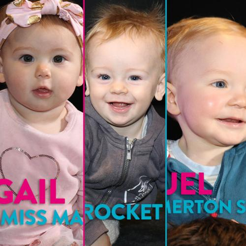 Meet The Five Finalists In Jodie and Soda's Bonds Baby Race