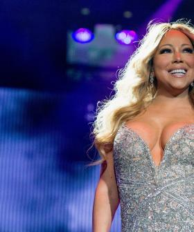 Mariah Carey Takes Part In Bottle Cap Challenge!
