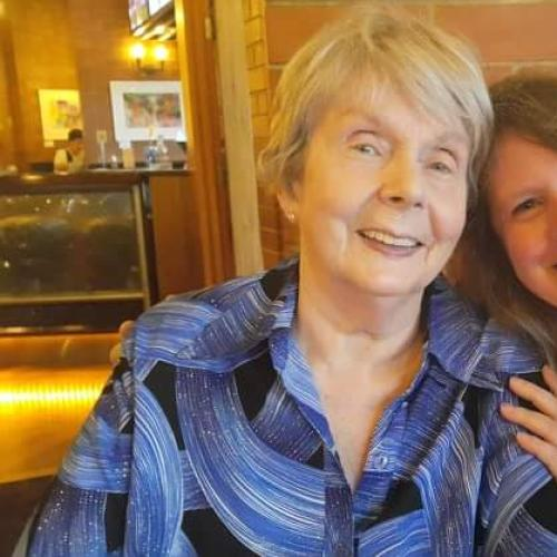 Jodie and Soda rescue Helen, 83, from a dodgy tradie