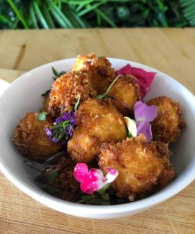 There's An Adelaide Café Serving Popcorn Halloumi (Be Right Back)