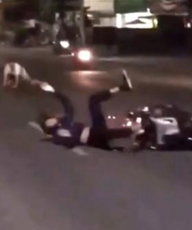 Adelaide Man Arrested After Alleged Drunken Rampage In Bali