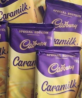 There's A Solid Rumour That Cadbury Caramilk Is Returning