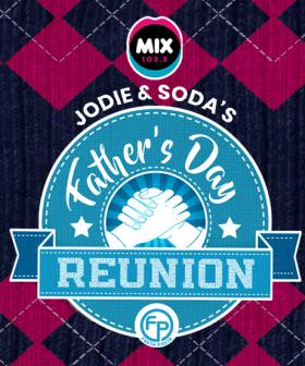 Jodie And Soda's Father's Day Reunion